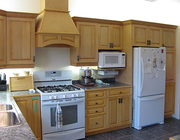 Custom Kitchen by DLP